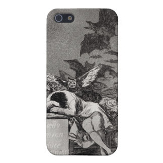 The Sleep of Reason Produces Monsters iPhone 5/5S Covers