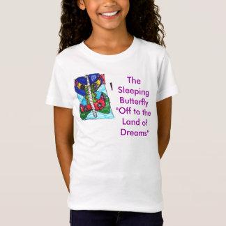 The Sleeping Butterfly T-Shirt
