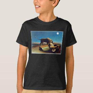 """The Sleeping Gypsy"" by Henri Rousseau T Shirts"