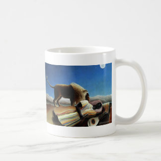The Sleeping Gypsy Mugs