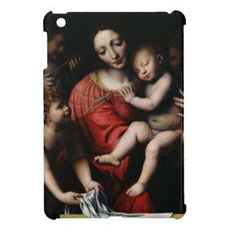 The sleeping Jesus iPad Mini Covers