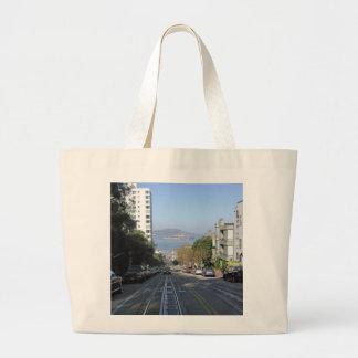 The sloping streets of San Francisco Bag