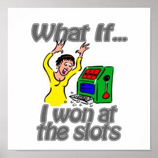 the slots print