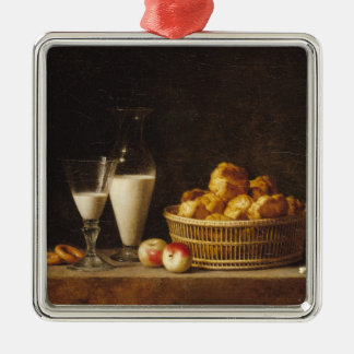 The Small Collation, or The Carafe of Orgeat Christmas Ornament