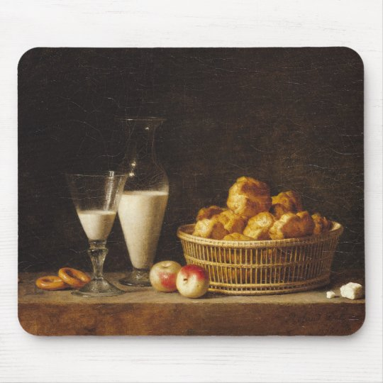 The Small Collation, or The Carafe of Orgeat Mouse Mat