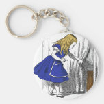 The Small Door Basic Round Button Key Ring