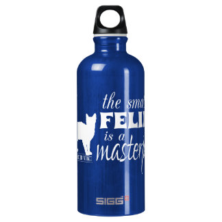 The Smallest Feline is a Masterpiece - all colours SIGG Traveler 0.6L Water Bottle