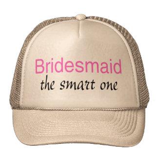 The Smart One Bridesmaid Trucker Hat