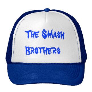 The Smash brothers Trucker snapback Cap