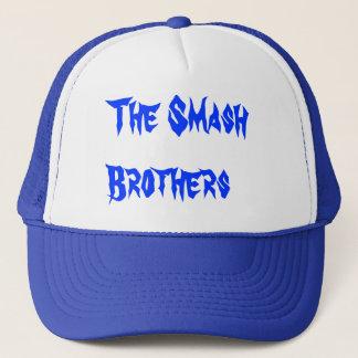 The Smash brothers Trucker snapback Trucker Hat