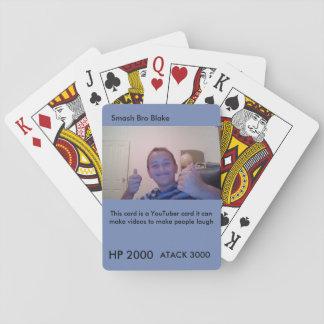 The Smash Card