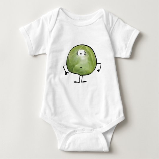 THE SMELLY SPROUT BABY BODYSUIT