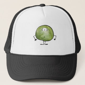 THE SMELLY SPROUT TRUCKER HAT