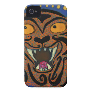The Smile of the Tiger Case-Mate iPhone 4 Cases