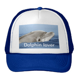 The smiling dolphin cap