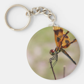 The Smiling Dragonfly Key Chain