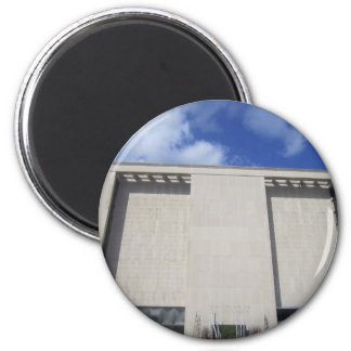 The Smithsonian 6 Cm Round Magnet