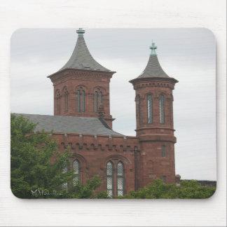 The Smithsonian Castle, Washington D.C. Mouse Pads