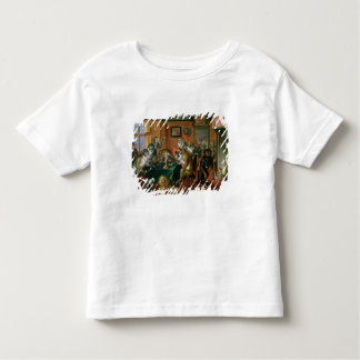 The Smoking Room with Monkeys Toddler T-Shirt