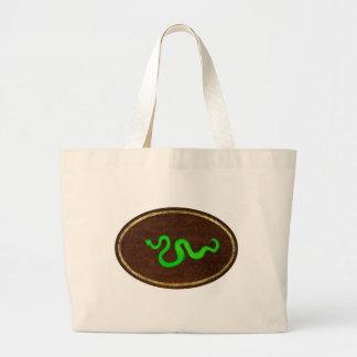 The Snake 2009 Jumbo Tote Bag