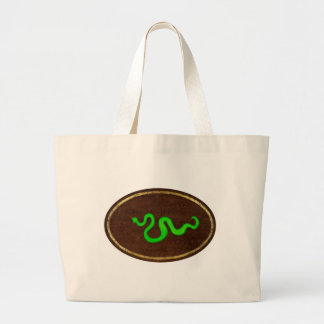 The Snake 2009 Large Tote Bag