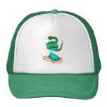The Snake Mesh Hats