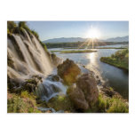 The Snake River in Idaho Postcard