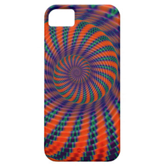 The Snake Spiral, artistic abstract iPhone 5 Cover