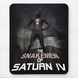 The Snakemen Of Saturn IV Mousepad