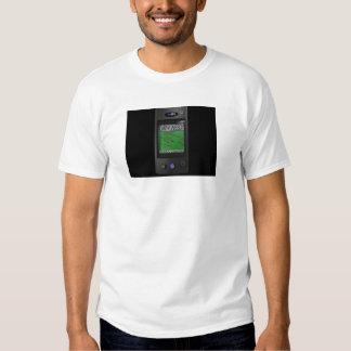 the snoGPS shirt
