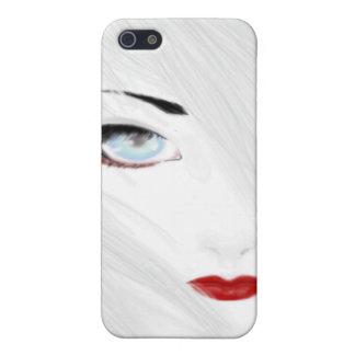 The Snow Geisha iPhone 5 Covers