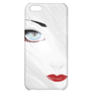 The Snow Geisha iPhone 5C Cases