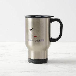 The Snow Geisha Stainless Steel Travel Mug