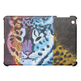 The Snow Leopard iPad case