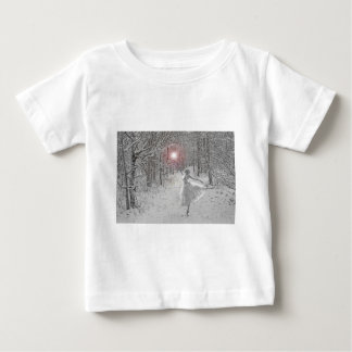 The Snow Queen Baby T-Shirt
