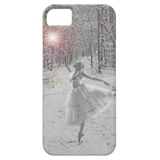 The Snow Queen iPhone 5 Cases