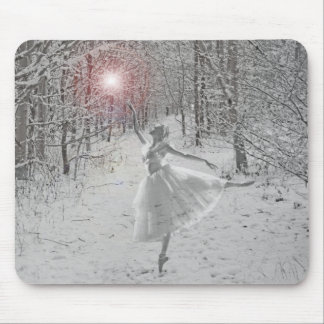 The Snow Queen Mouse Mat