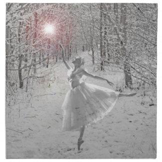 The Snow Queen Napkin