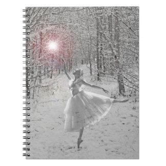 The Snow Queen Notebook