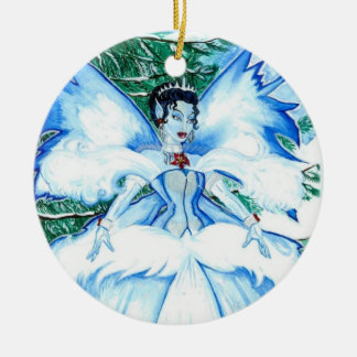 The Snow Queen Ornament