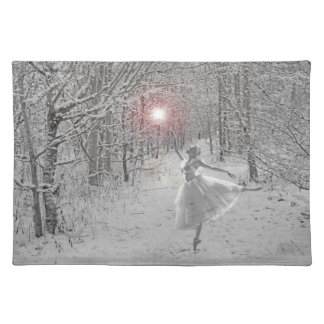 The Snow Queen Placemat