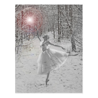 The Snow Queen Postcard
