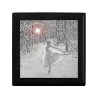 The Snow Queen Small Square Gift Box