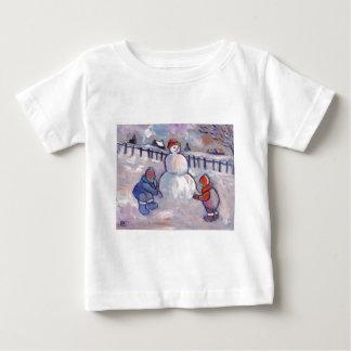 THE SNOWMAN BABY T-Shirt