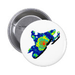 THE SNOWMOBILE DREAM PINBACK BUTTONS
