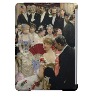 The Soiree, c.1880 Cover For iPad Air