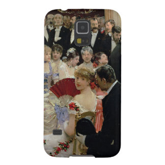 The Soiree, c.1880 Galaxy S5 Cover