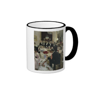 The Soiree, c.1880 Coffee Mug