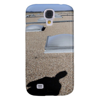 The solar day lighting system galaxy s4 case