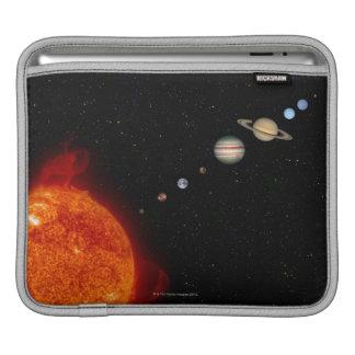 The Solar System 2 iPad Sleeve